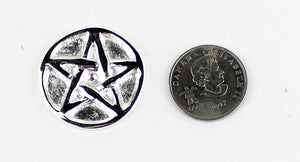 Pentacle Altar Coin