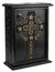 Pentagram & Celtic Cross Cupboard