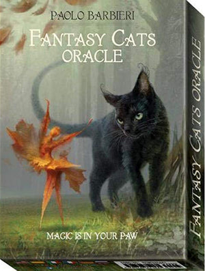 Barbieri Fantasy Cats Oracle