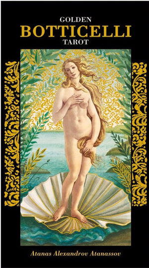 Golden Botticelli Tarot -- DragonSpace