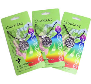 Chakra Necklaces -- DragonSpace