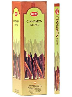 Cinnamon Incense -- DragonSpace