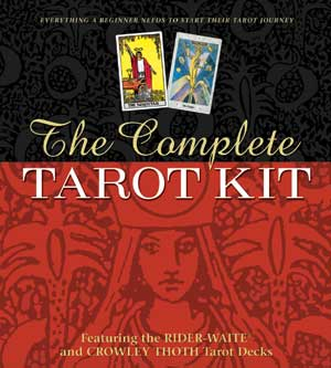 The Complete Tarot Kit -- DragonSpace