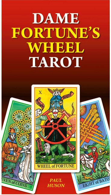 Dame Fortune's Wheel Tarot -- DragonSpace