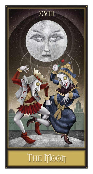 Deviant Moon Tarot -- DragonSpace