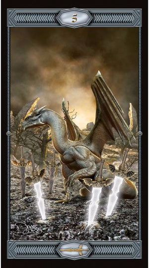 Tarot Draconis -- DragonSpace