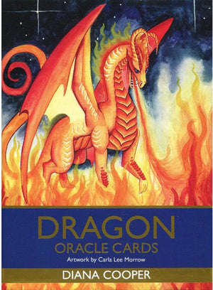 Dragon Oracle Cards -- DragonSpace