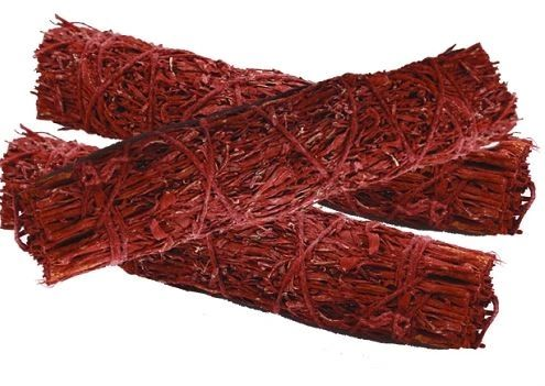 Dragon's Blood Sage Smudge