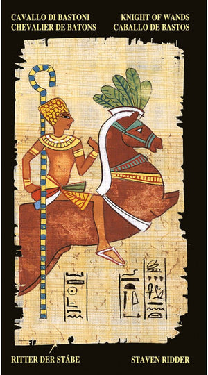 Egyptian Tarot -- DragonSpace