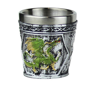 Dragon Shot Glasses