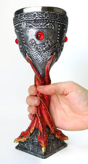 Red Dragons Goblet
