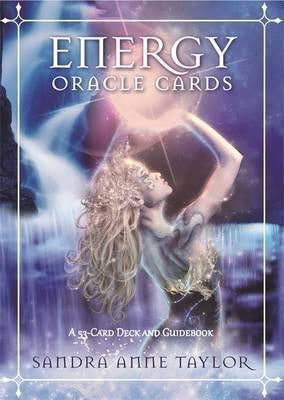 Energy Oracle Cards -- DragonSpace