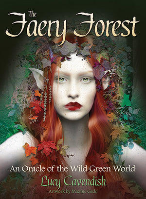 The Faery Forest Oracle -- DragonSpace