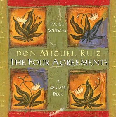 The Four Agreements Cards -- DragonSpace
