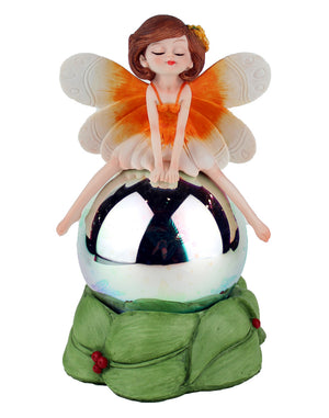 Pixie Fairy on Optic Globe