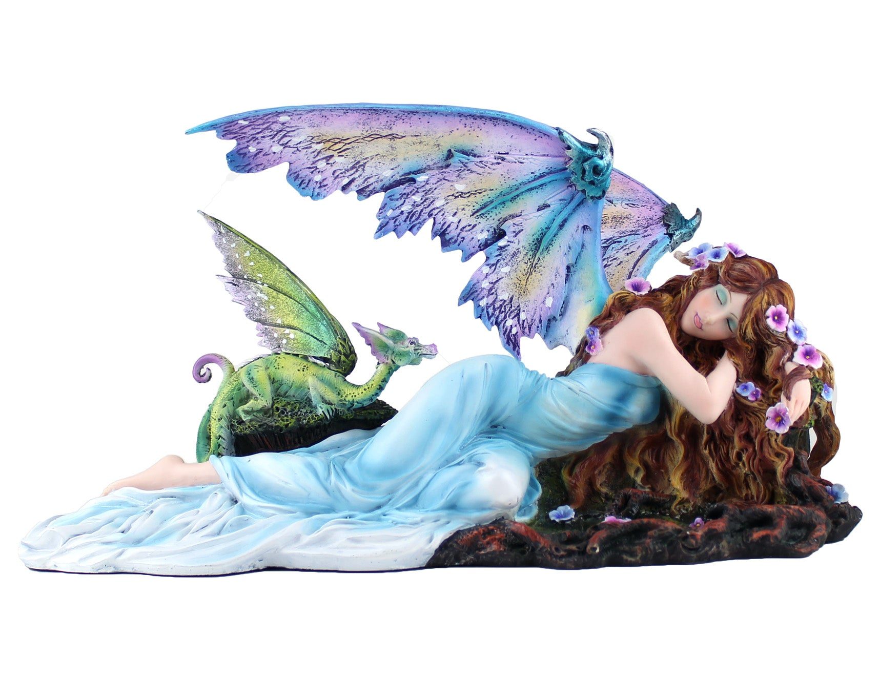 Dreaming Fairy & Dragon