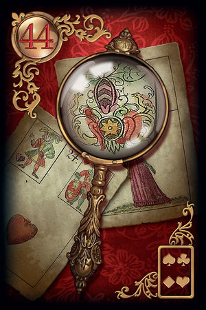 Gilded Reverie Lenormand (Expanded Edition)