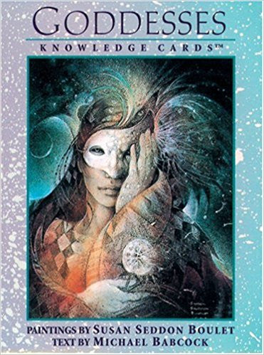 Goddesses Knowledge Cards -- DragonSpace