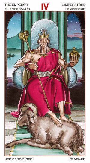 Initiatory Golden Dawn Tarot
