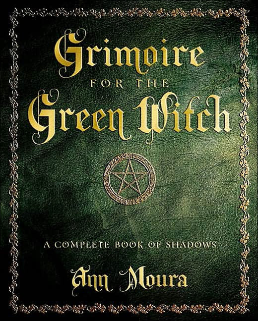 Grimoire for the Green Witch -- DragonSpace