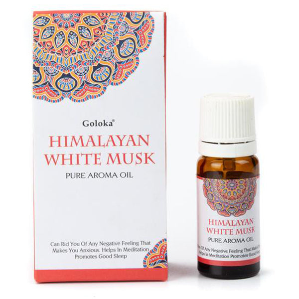 Himalayan White Musk Aroma Oil