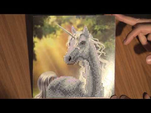 Unicorn Forest Crystal Art Kit
