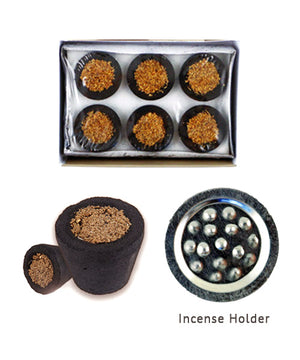 Frankincense Resin Incense Cups