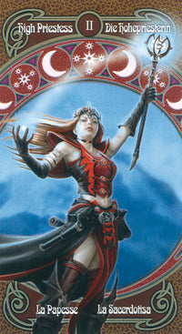 Anne Stokes Legends Tarot -- DragonSpace