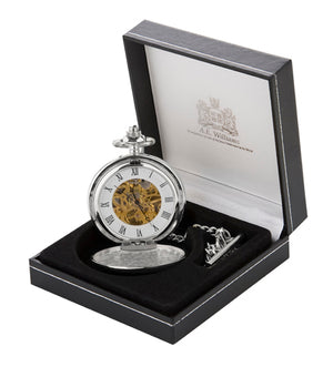 Welsh Dragon Pocket Watch