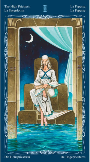 Tarot of the Mystic Spiral -- DragonSpace