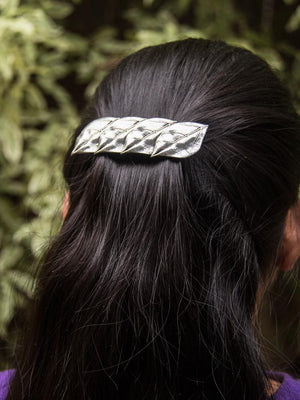 New Leaf Hair Clip Barrette