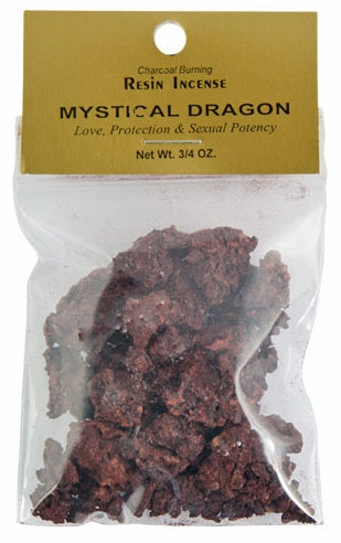 Mystical Dragon Resin