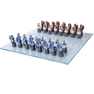 Dragon Hatchlings Chess Set