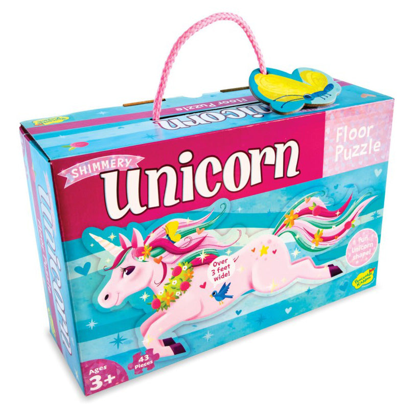 Unicorn Floor Puzzle