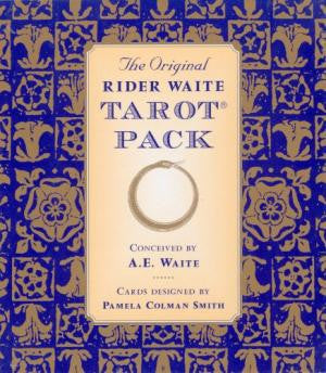 Rider Waite Tarot Pack