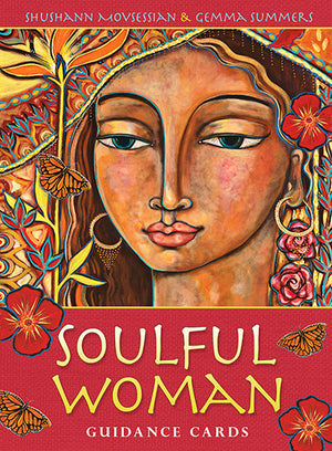 Soulful Woman Guidance Cards -- DragonSpace