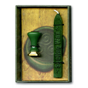 Triskele Wax Seal Stamp