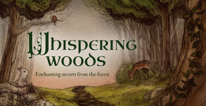 Whispering Woods Cards
