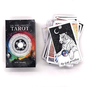 Wild Unknown Tarot Set