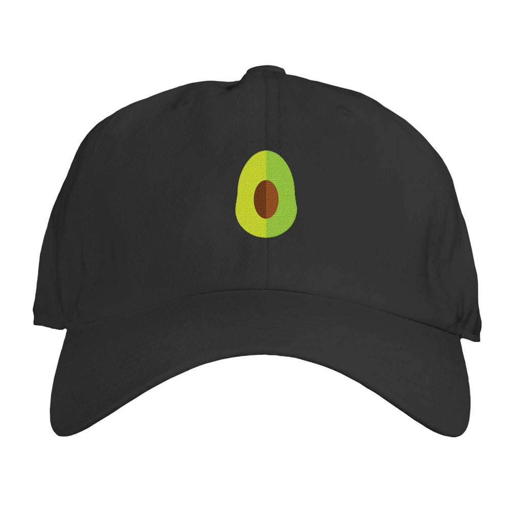 Function - Avocado Embroidered Dad Hat
