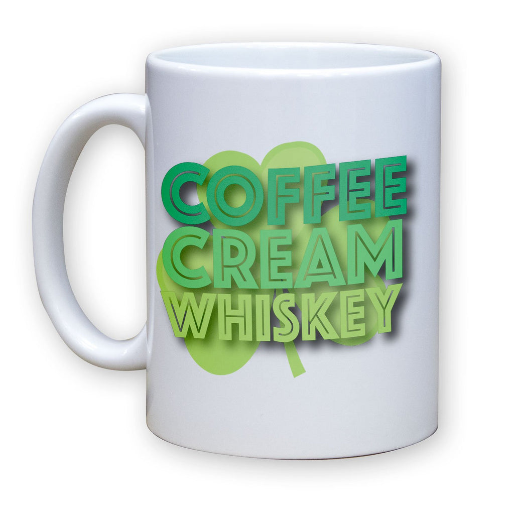 Function - St. Patrick's Day Coffee Cream Whiskey Coffee Mug