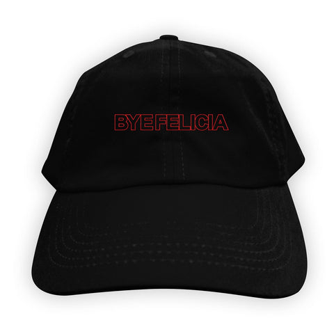 Function - Bye Felicia Men's Dad Hat Black
