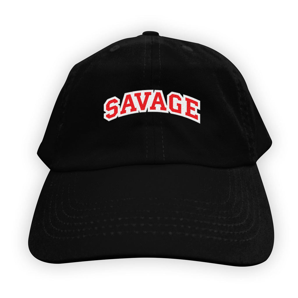 Function   Savage Men's Dad Hat Black