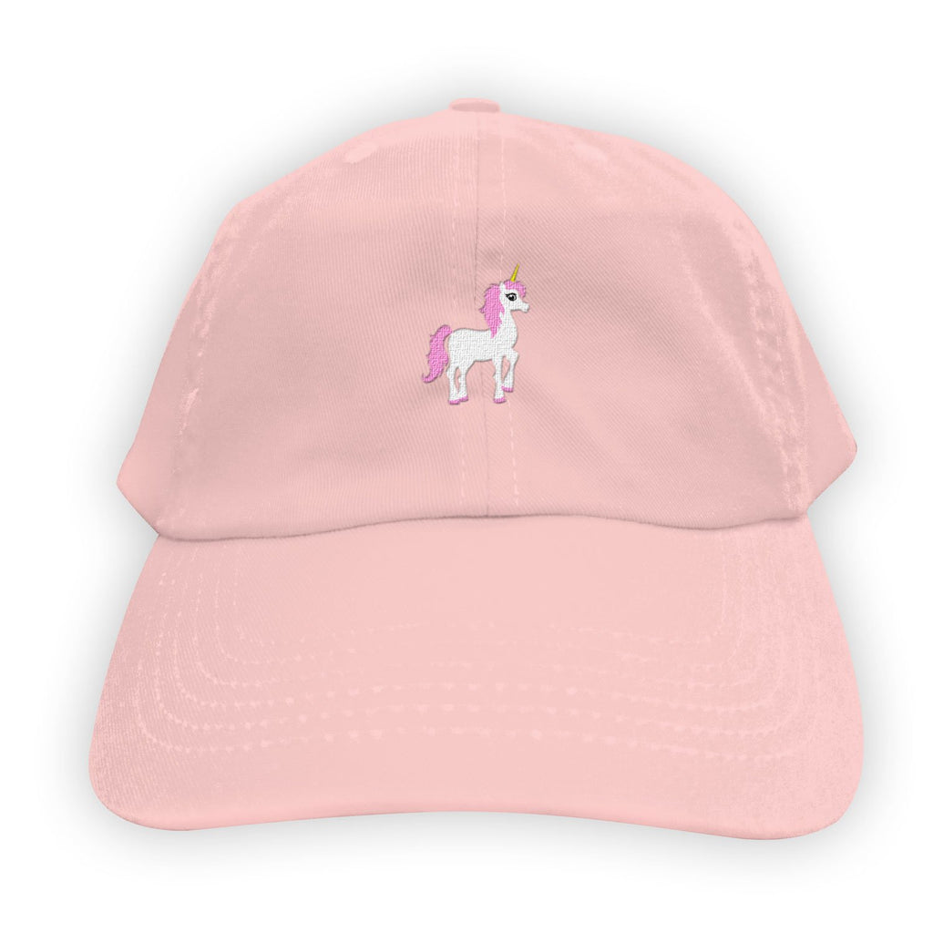 Function - Unicorn Men's Dad Hat Pink