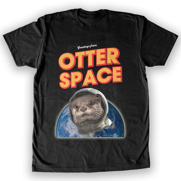 Function -  Otter Space Men's Fashion T-Shirt