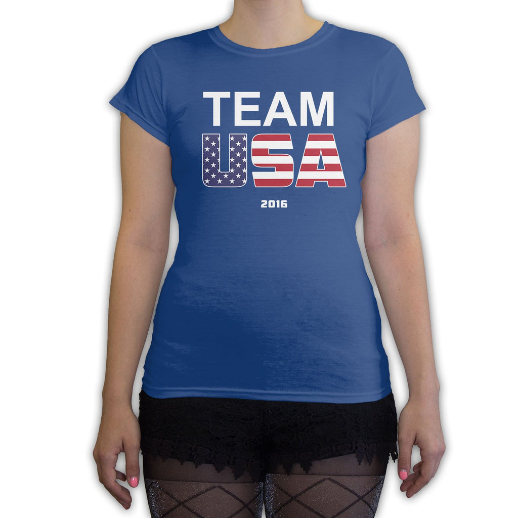 Function - Team USA Women's Fashion T-Shirt