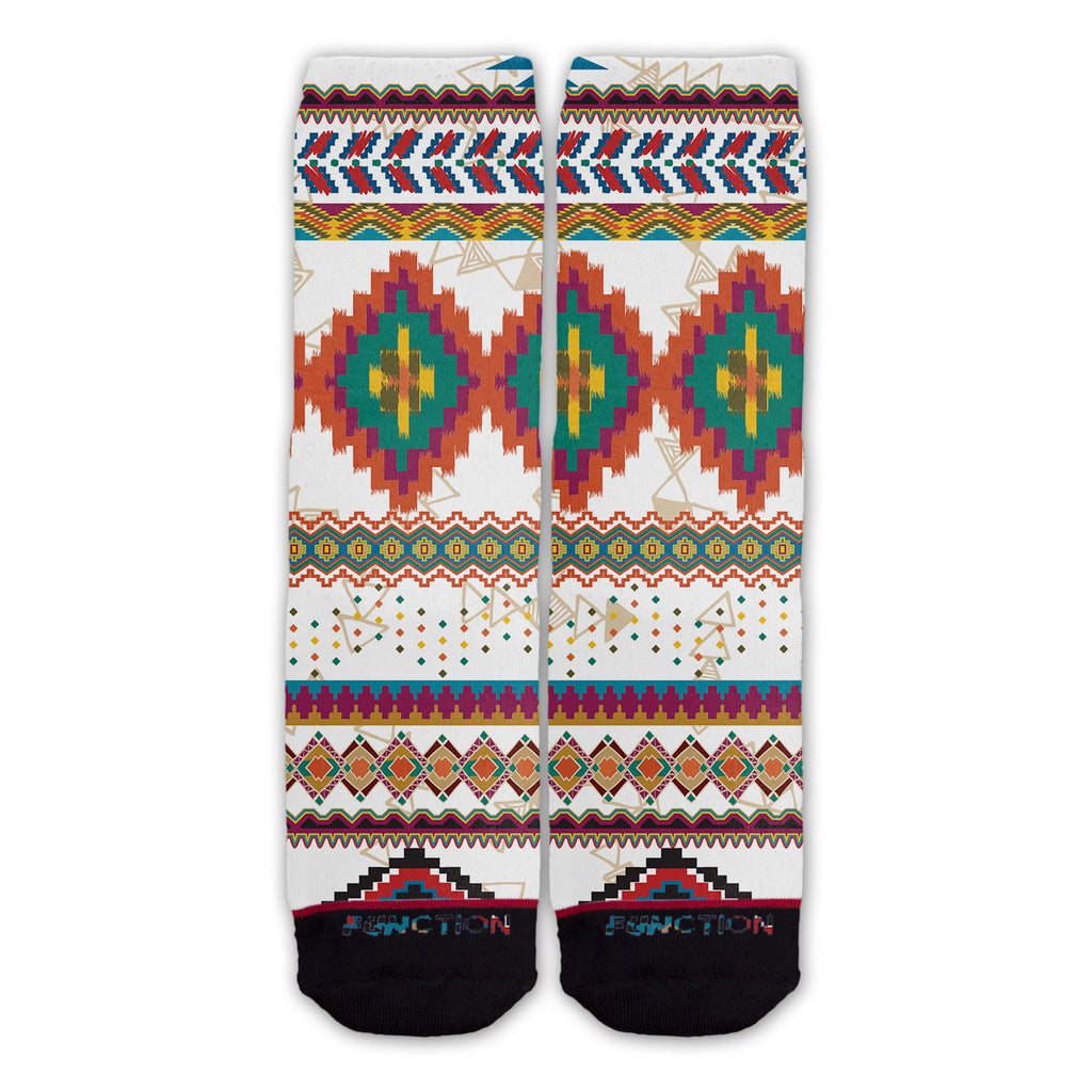 Function - Tribal Pattern Fashion Socks
