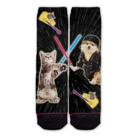 Function - Galaxy Pet Wars Fashion Socks