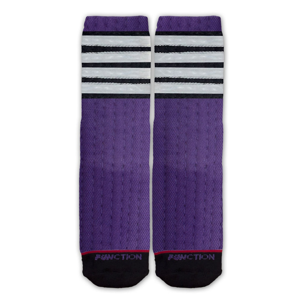 Function - BJJ Purple Belt Fashion Socks