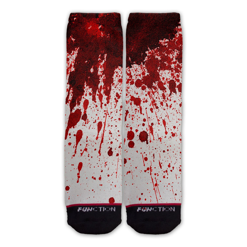 Function - Blood Stain Fashion Socks